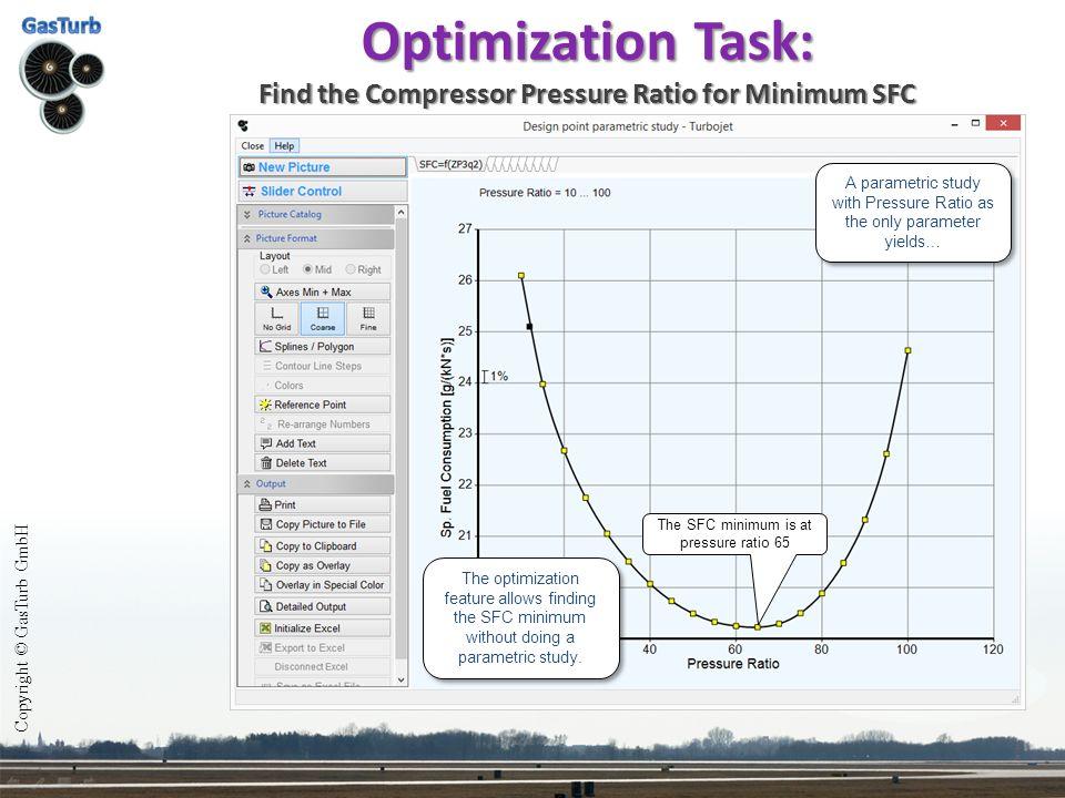 Minimum Gmbh optimizing a cycle gasturb 12 tutorial 4 copyright gasturb gmbh