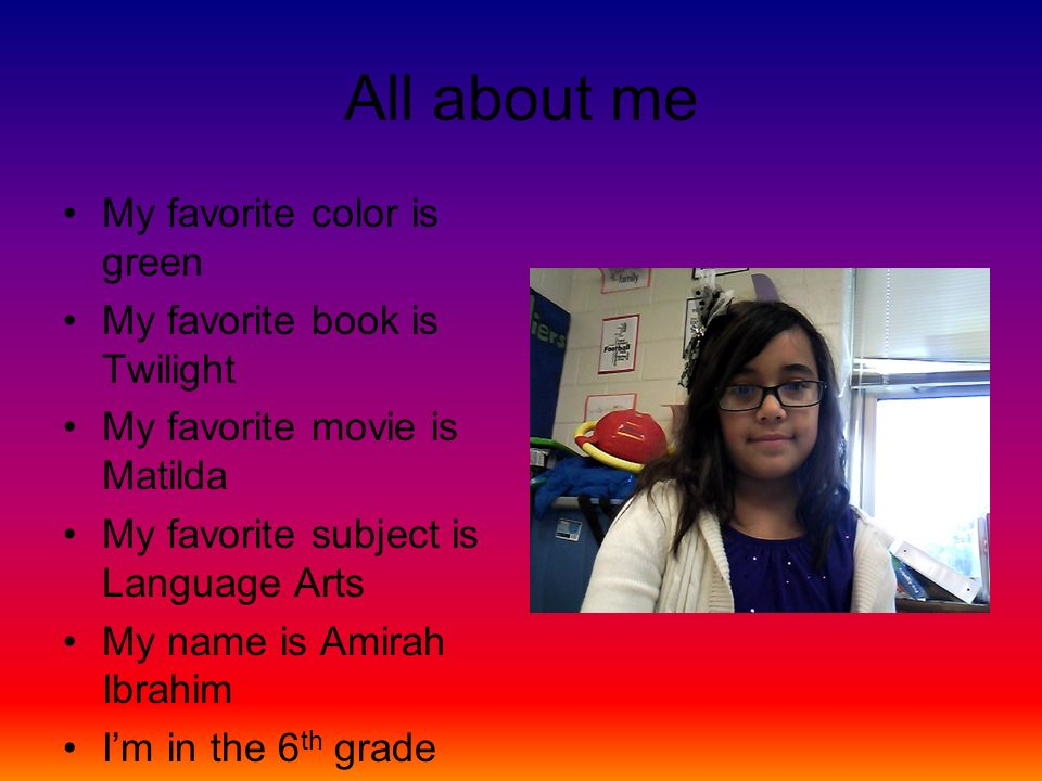 my favourite color essay This is the real deal right here also check out my other quiz also an aura and your favorite color are two different things, so dont get butt hurt if you do not like the color or dont get your favorite color.