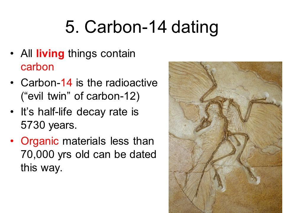 Answers radioactive dating What is