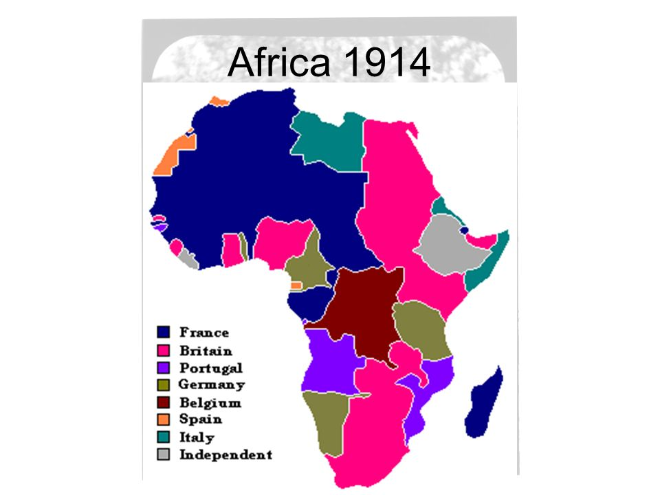 Imperialism In Africa Map Worksheet Answers Campinglifestyle