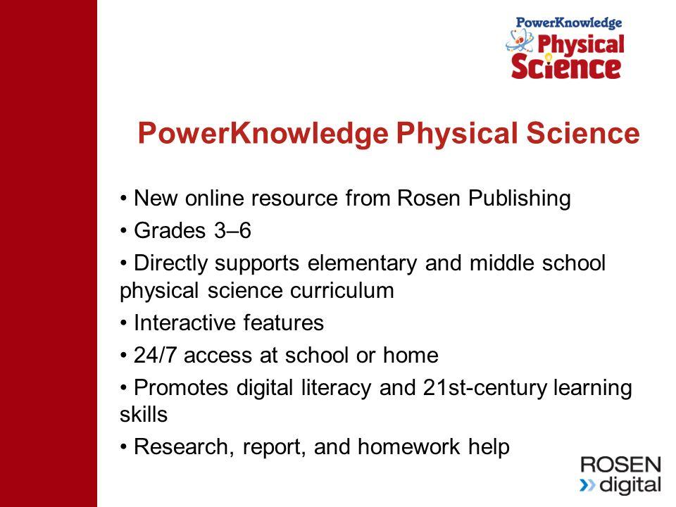 Homework Help Science