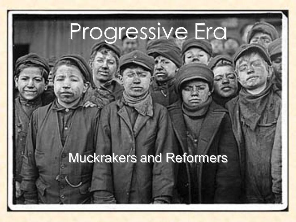 The progressive era essay