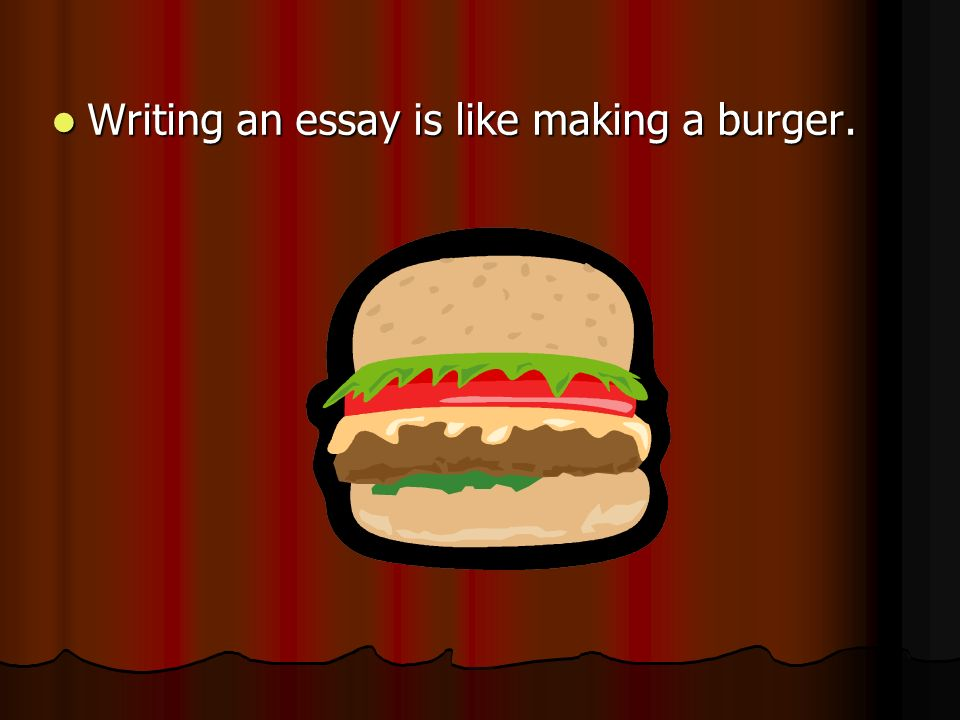 writing an essay is like making cakes because Start studying writing an informative essay about making sacrifices eng 2 answer keys learn vocabulary, terms, and more with flashcards, games, and other study tools.
