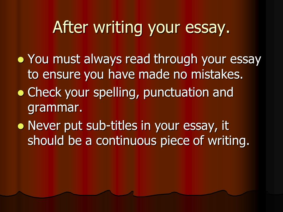how to write an essay writing an essay is like making a burger  after writing your essay