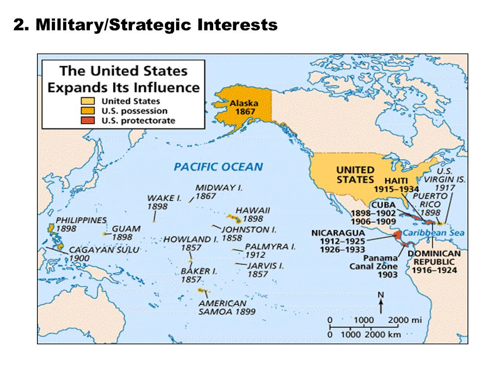 American Imperialism What Factors Motivated The United States - Us imperialism world map