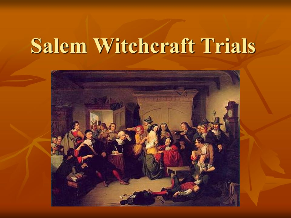 Example And Illustration Essay Topics Essay On The Salem Witchcraft Trials The Salem Witchcraft Trials Were A  Horrific Set Of Events Qualities Of A Good Essay also Expostory Essay Essay On The Salem Witchcraft Trials Term Paper Academic Writing  My Future Life Essay