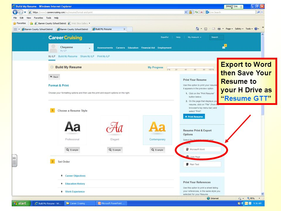 7 click these 10 sections to review update and save click here when all 10 sections are complete