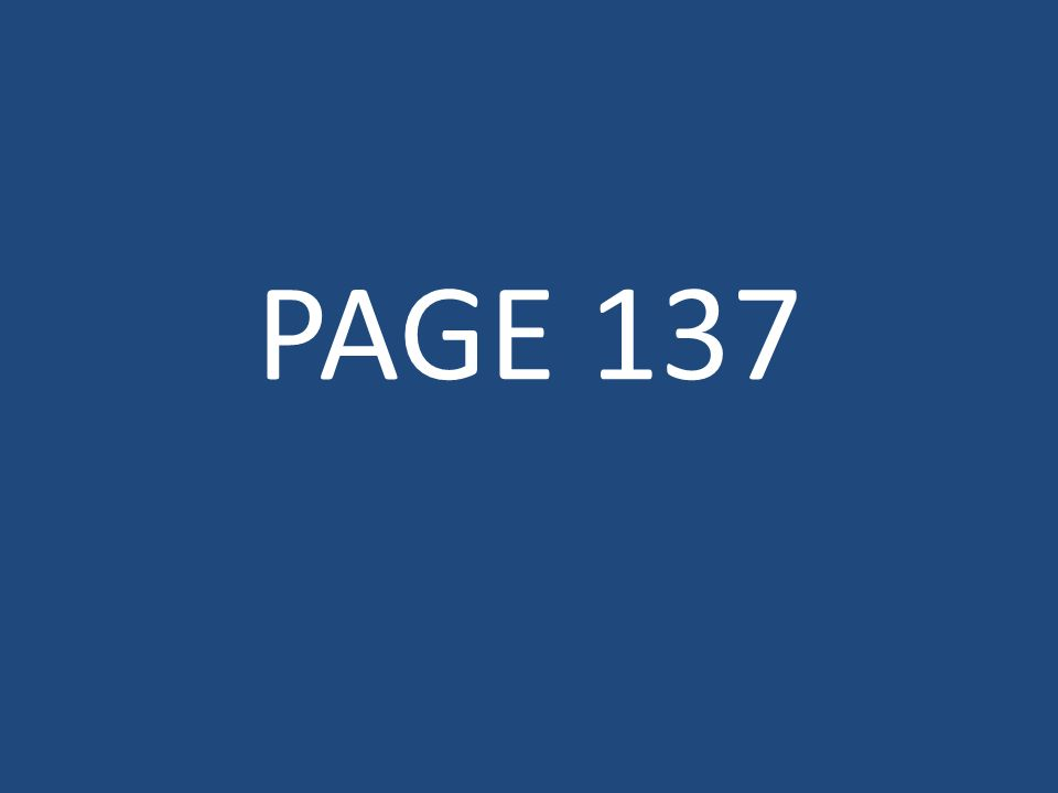 PAGE 137. Did Jesus descend into ? Question: What is your ...