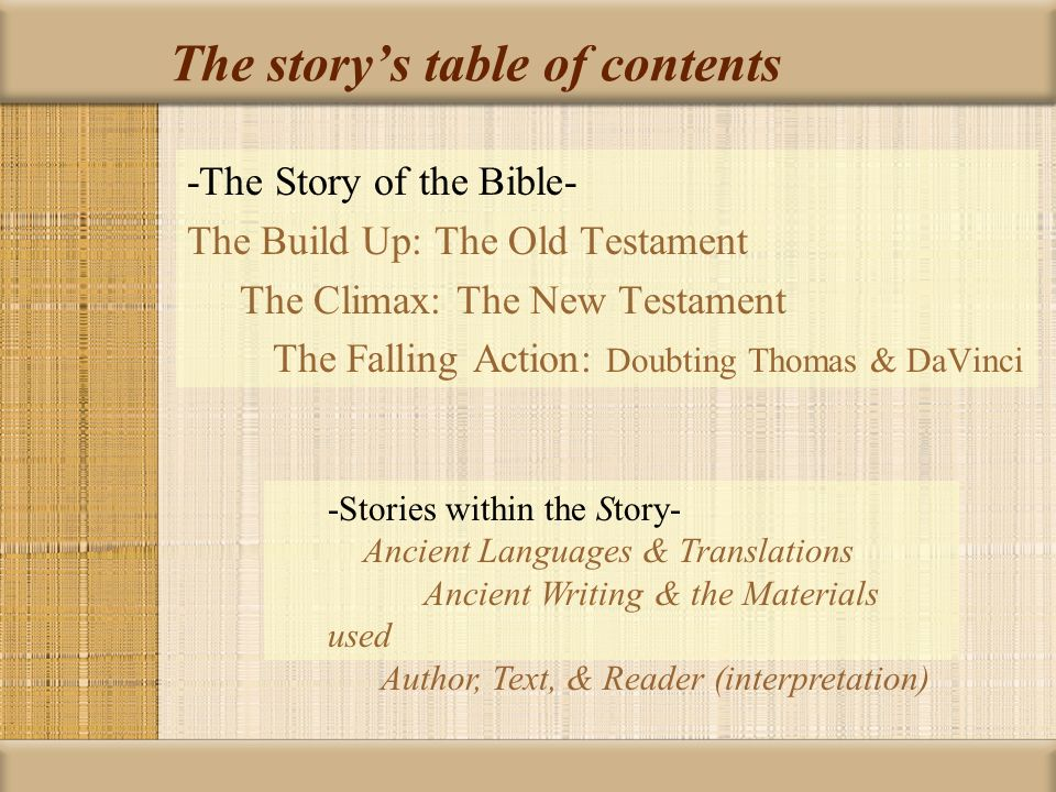 a history of the old testament in the bible Historical writings bc (before christ) alfred edersheim bible history, old testament this seven volume history lession covers the events recorded in the old.