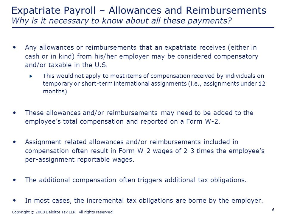 APA Section 14: Payroll for U.S. Employees Abroad and Aliens in ...