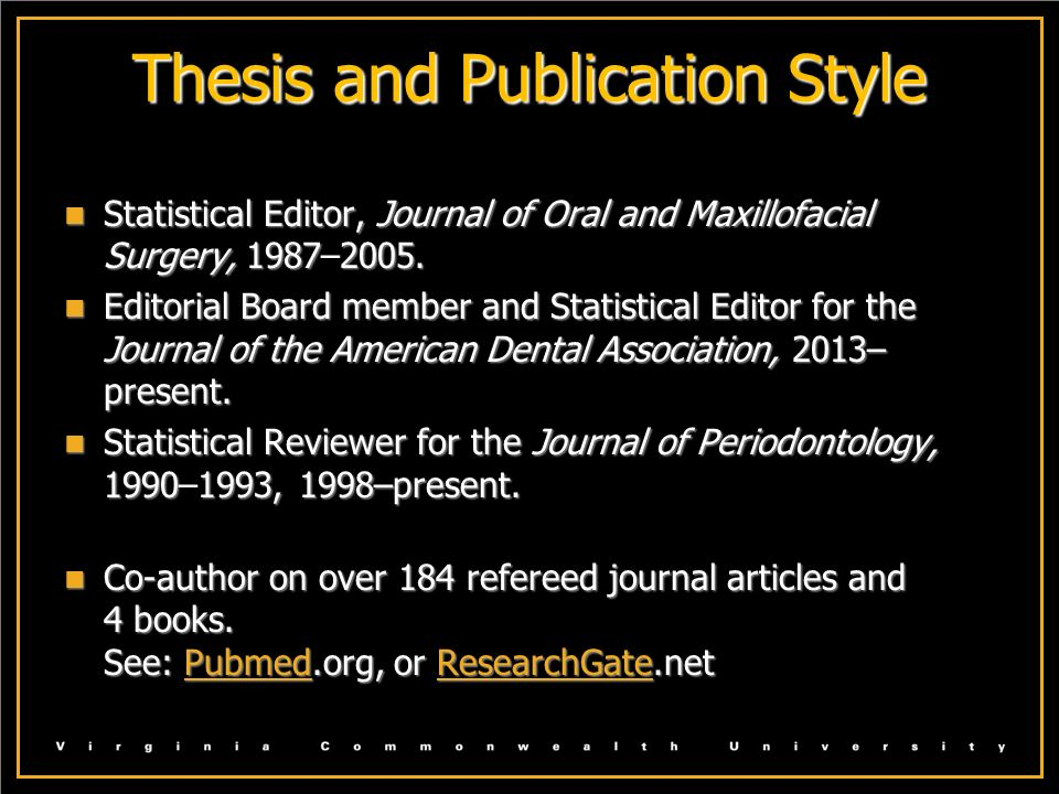 Dissertation And Theses Abstracts