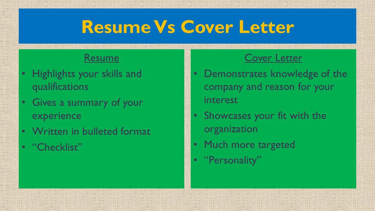 13 resume vs cover letter. Resume Example. Resume CV Cover Letter