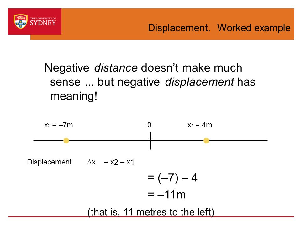 Faculty Of Science Physics Bridging Course Chapter 2 Motion In A