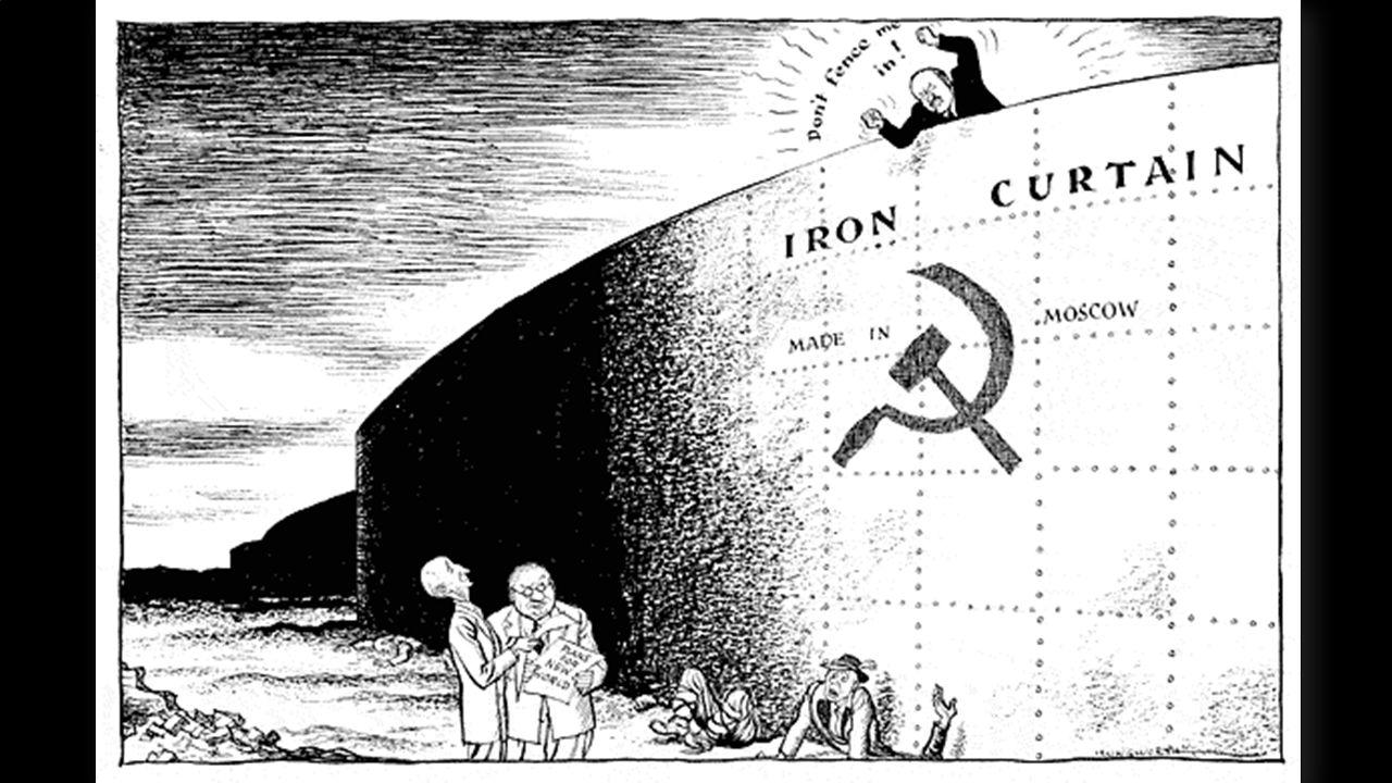 Iron curtain speech - 22 Download Iron Curtain Speech