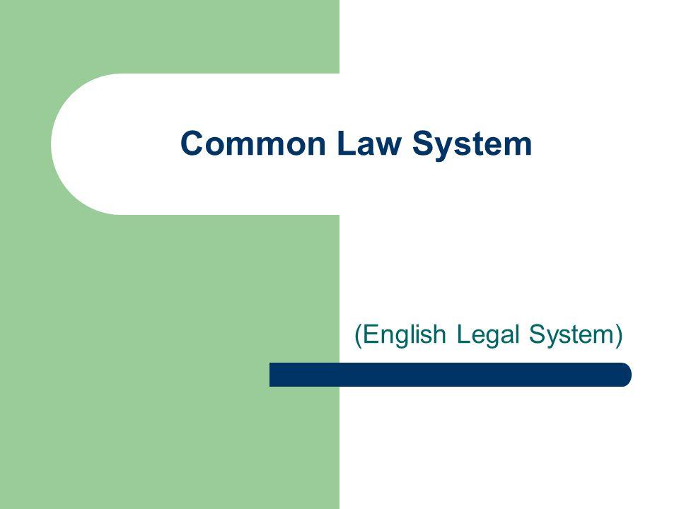 Common law