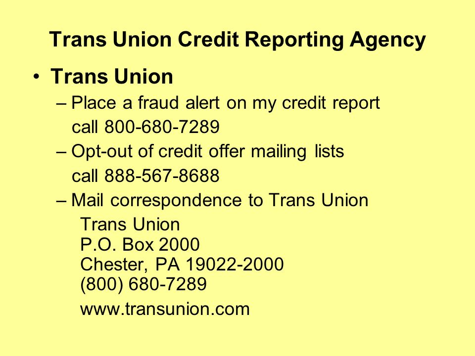 call transunion
