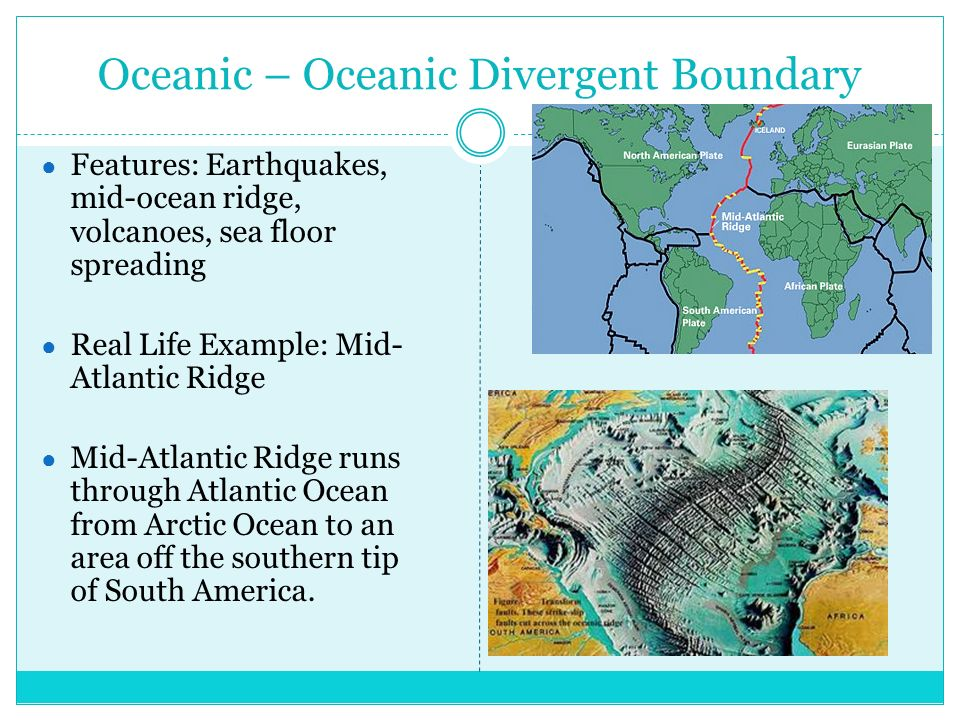 The Theory Of Plate Tectonics Plate Boundaries Theory Of Plate