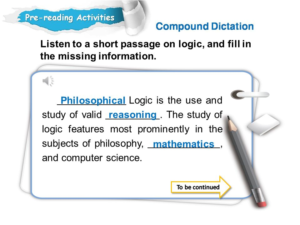 Logic is the use and study of valid.