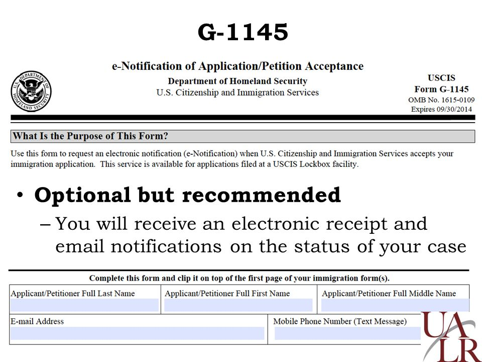 Instructions for I-765 and G-1145 For Standard OPT For more OPT ...