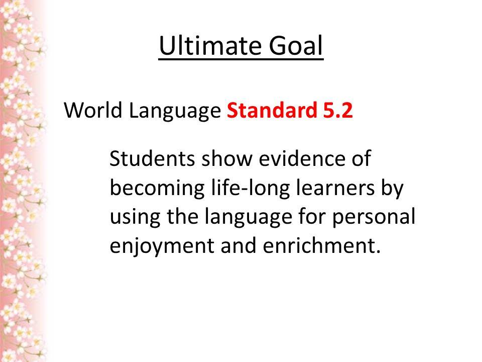 Menashas K World Language Program Community Support - World language curriculum