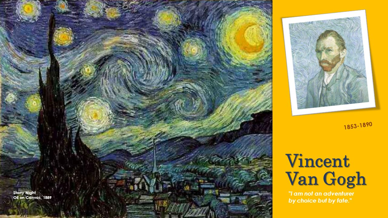 the successful failure in the life of vincent van gogh Fantasy and reality merged after dark in some of his most enduring paintings a collection of famous quotes about overcoming a fear of failing in order to attain.