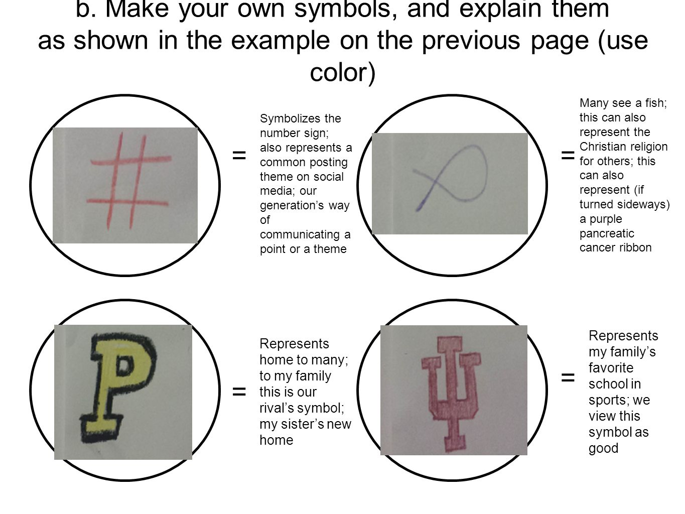 Worksheet #2 Illustrate concepts explained in the videos for Line ...