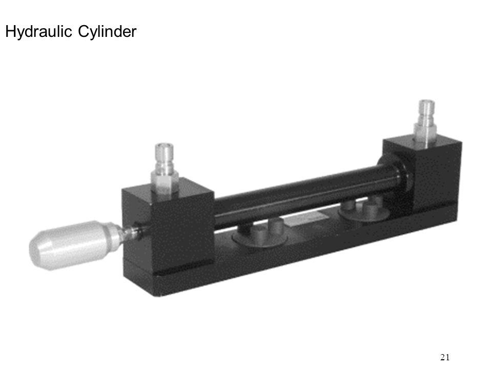 21 Hydraulic Cylinder
