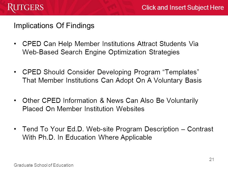 University Descriptions Of Professional Practice Doctorates Next
