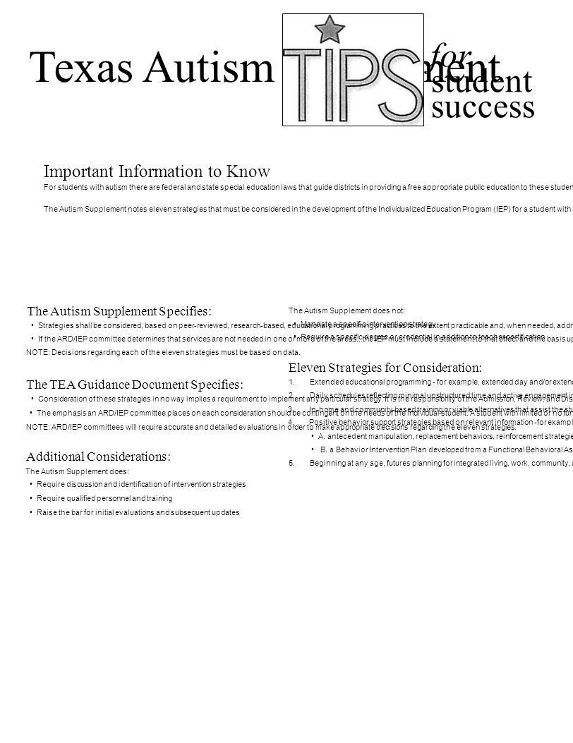 intervention plan example