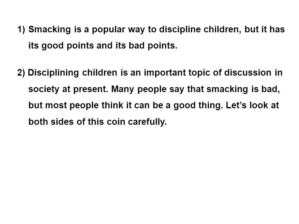 Argumentative Essay On Child Discipline - image 9