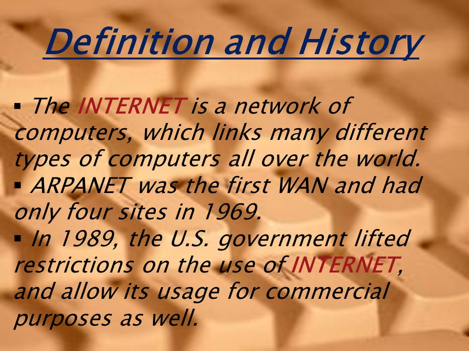 the internet and its services essay 487 words essay on internet: government had the monopoly providing internet services but in 1998 it allowed private om panies to provide this service to people.