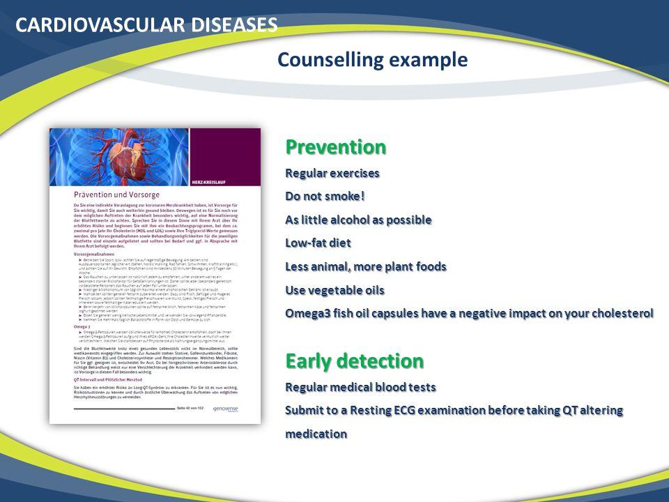 cardiovascular disease and regular exercise