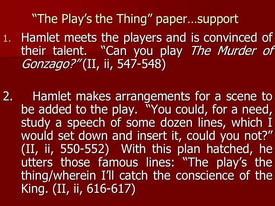 hamlet friendship essay Test your knowledge of friendship in ''hamlet'' to ensure you have a clear understanding of key concepts this quiz can be taken before or after.