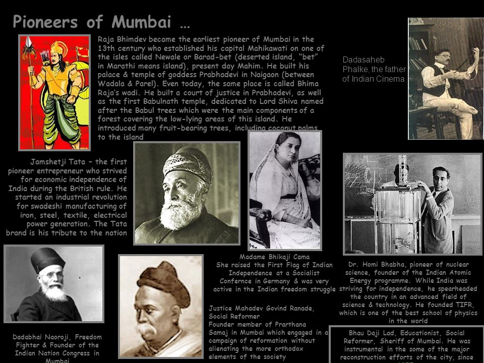 Mumbai and Civil Aviation It all began on October 15, 1932.