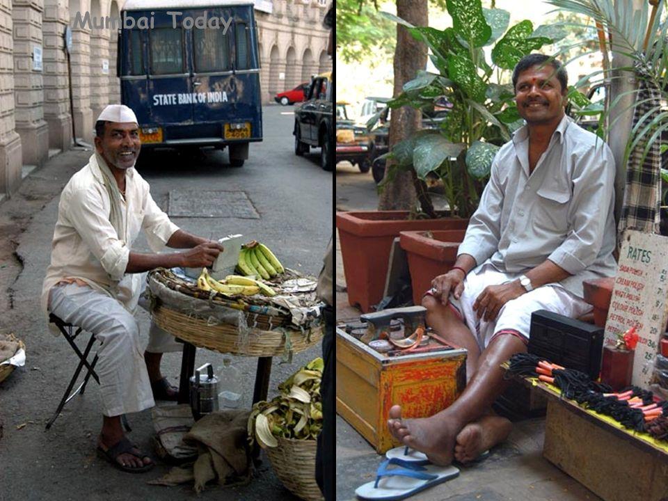 Mumbai Today …