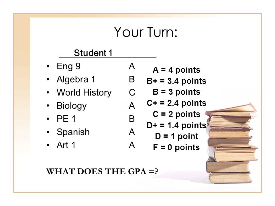 Is a 3.4 gpa good in 9th grade?