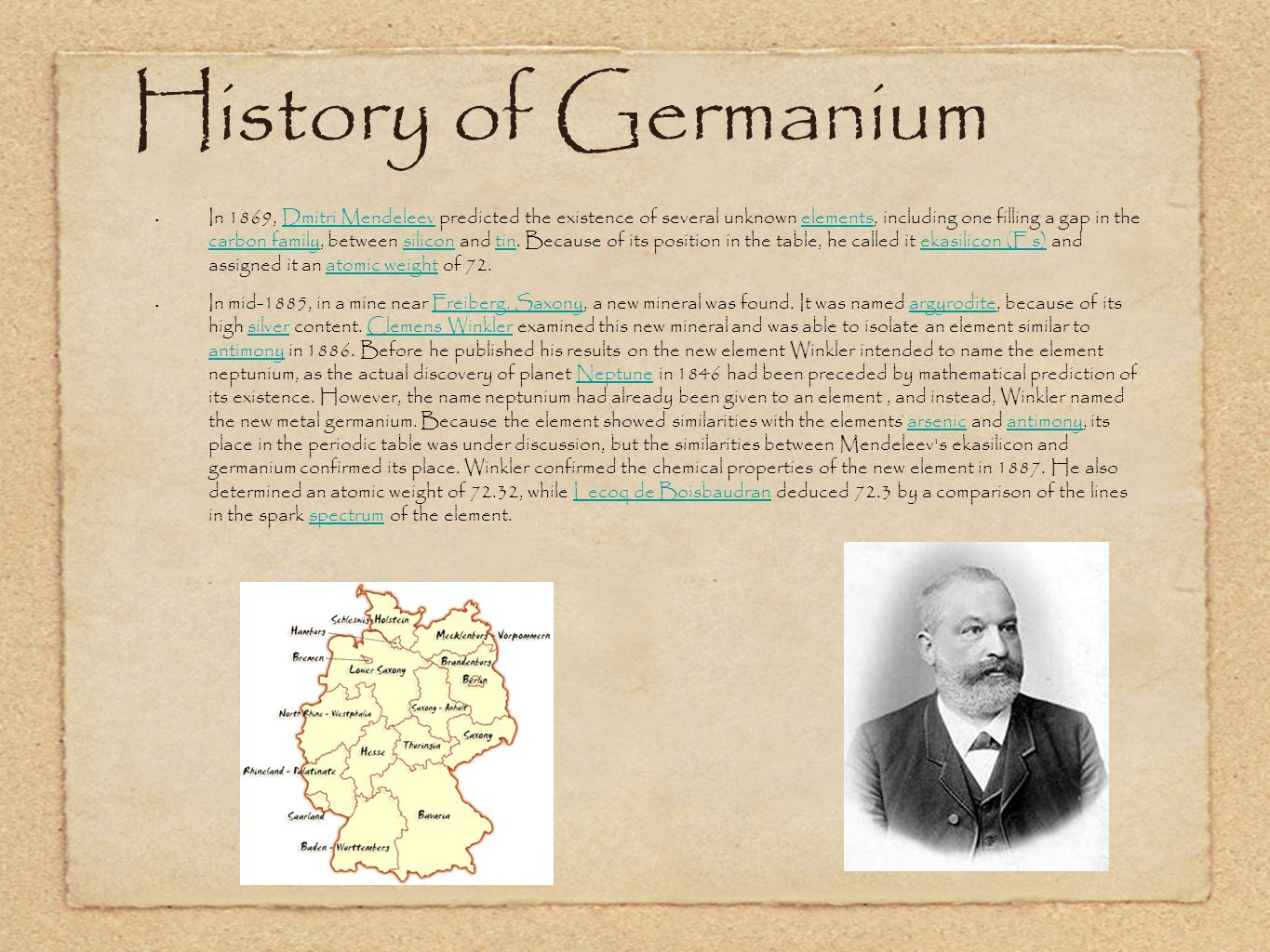 Germanium ge periodic table location on the periodic table 8 history gamestrikefo Gallery