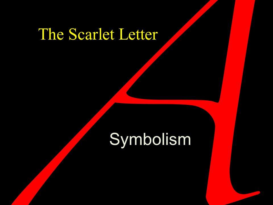 1 the scarlet letter symbolism