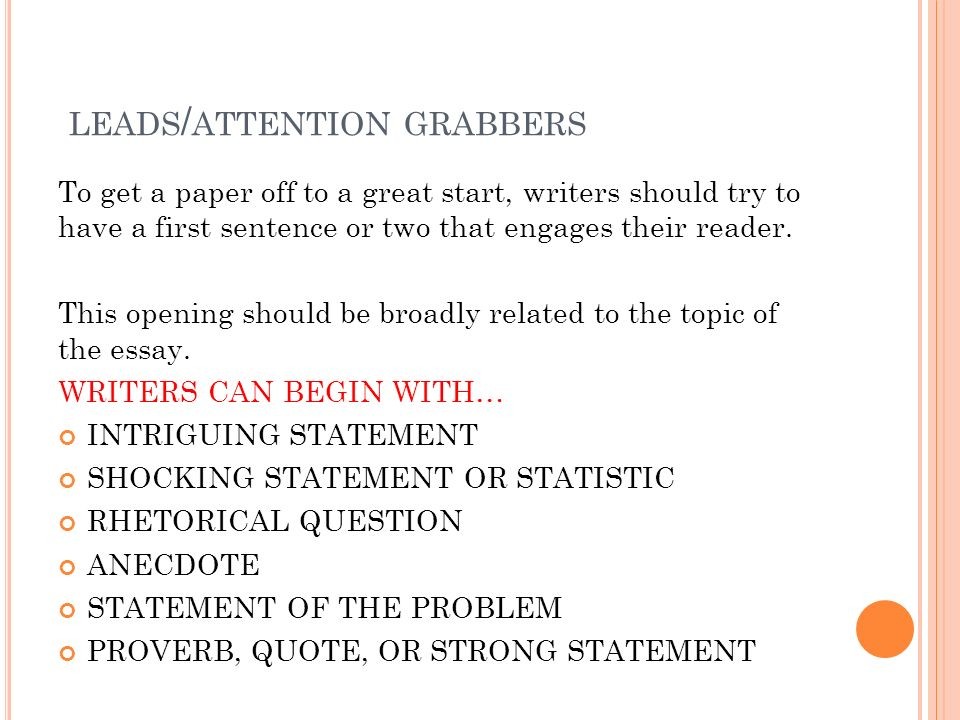 great essay conclusions