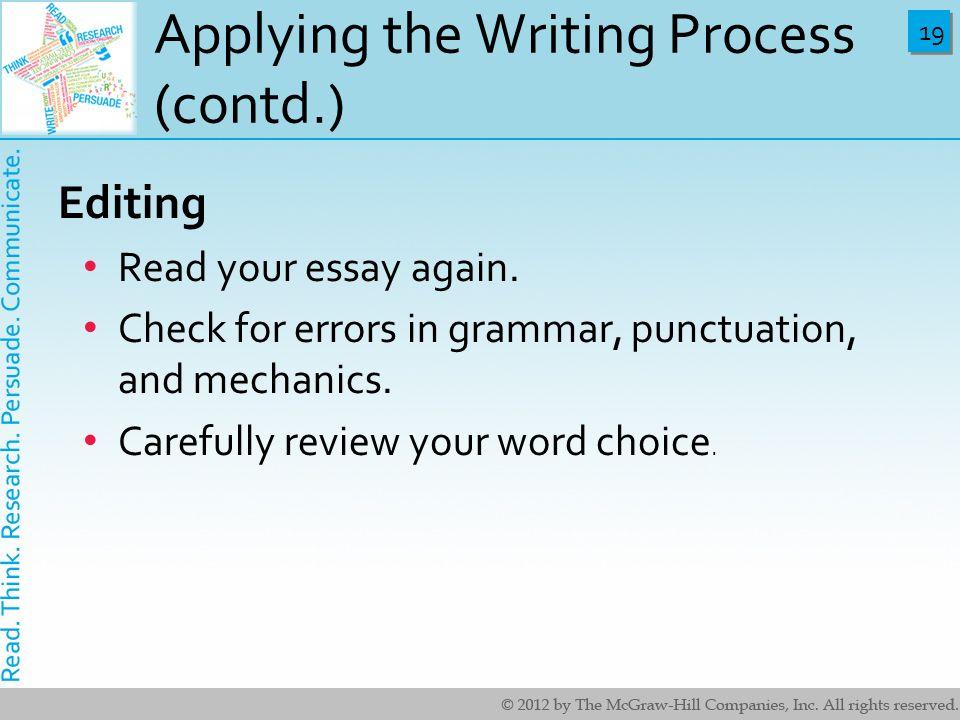 grammar essay checker