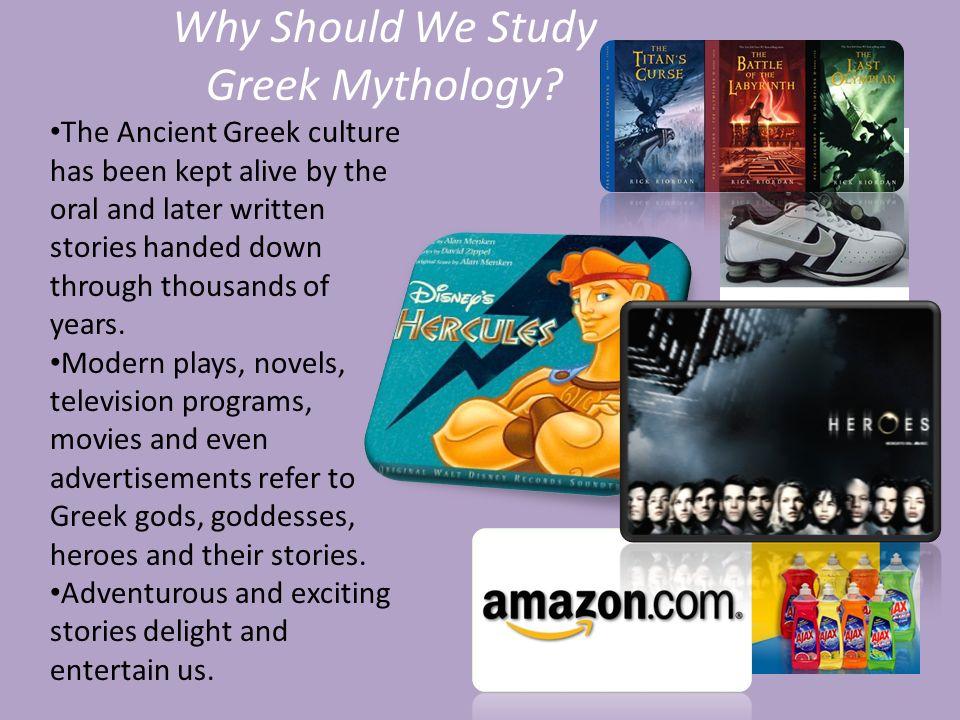 learning greek mythology online