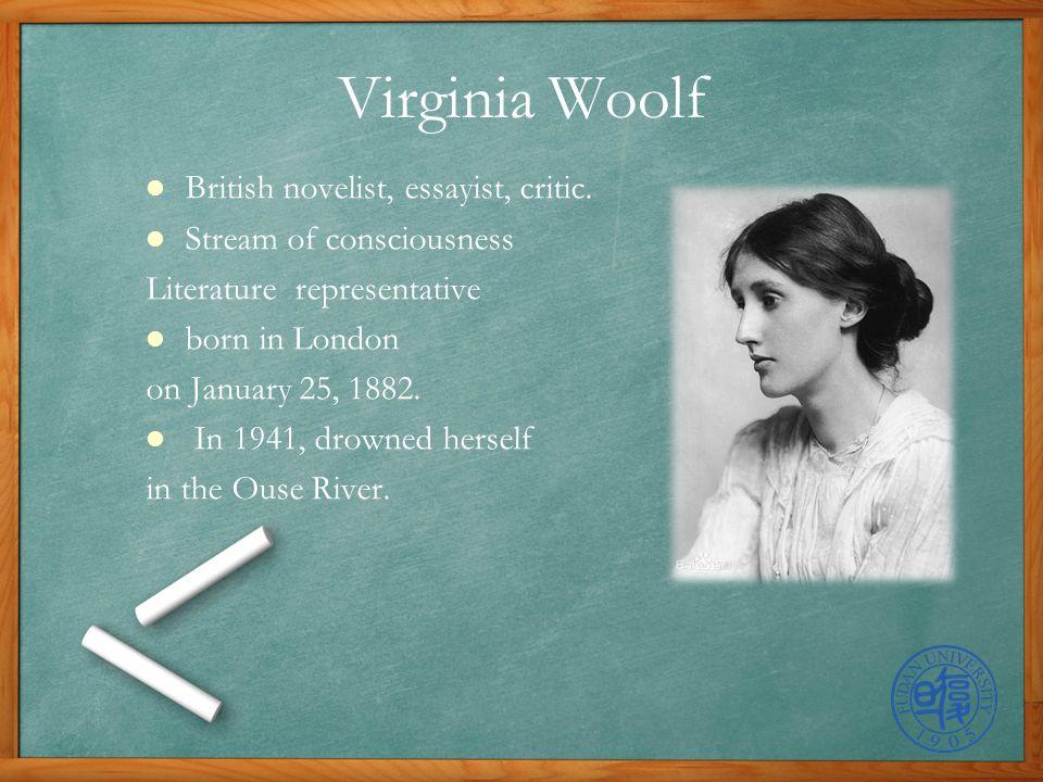 Virginia woolf orlando analysis report