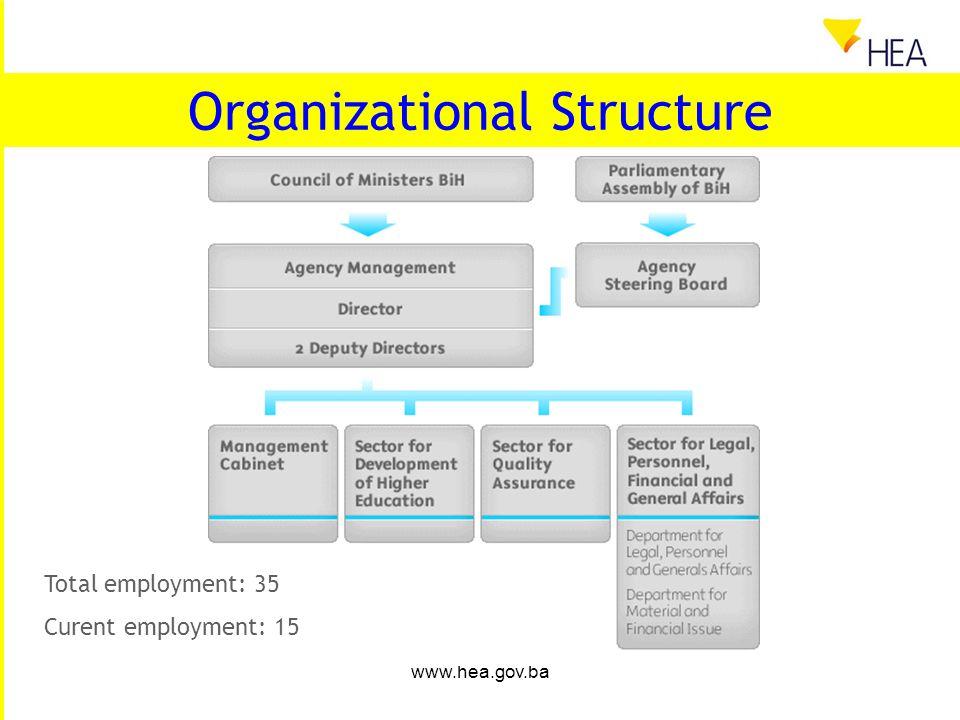british airways organisational structure