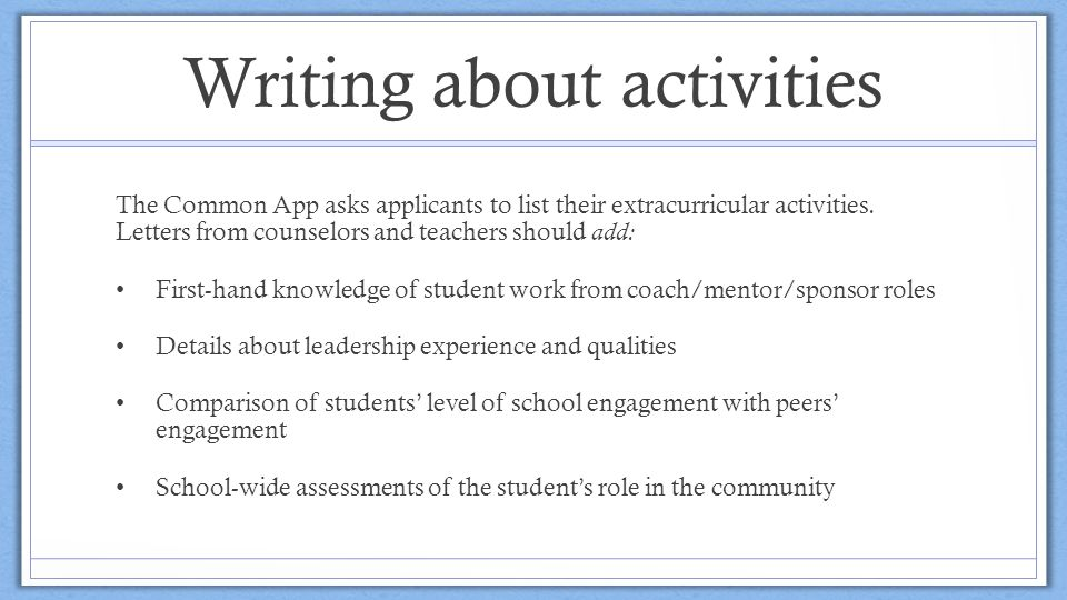 on disadvantages of extracurricular activities essay on disadvantages of extracurricular activities