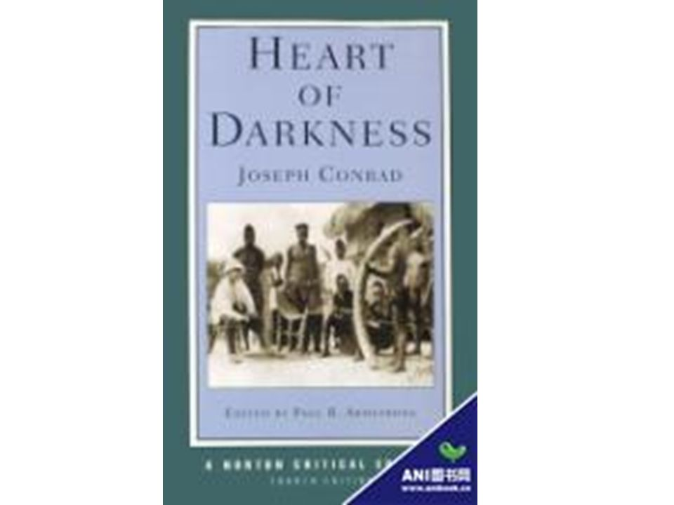 a literary analysis of the writing style in heart of darkness by conrad