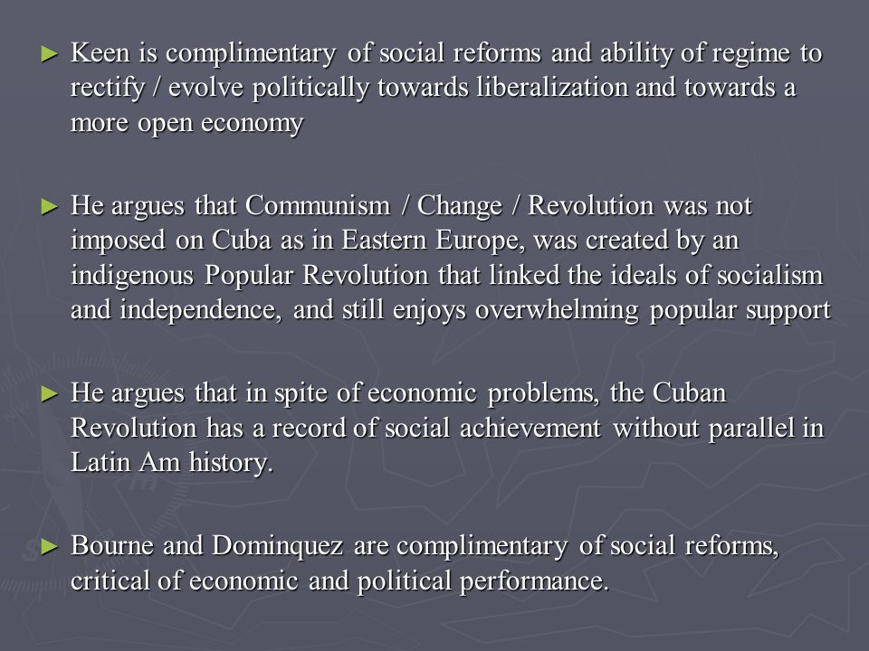 cuban revolution essay