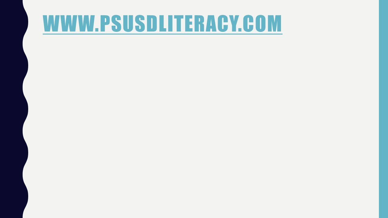 WWW.PSUSDLITERACY.COM