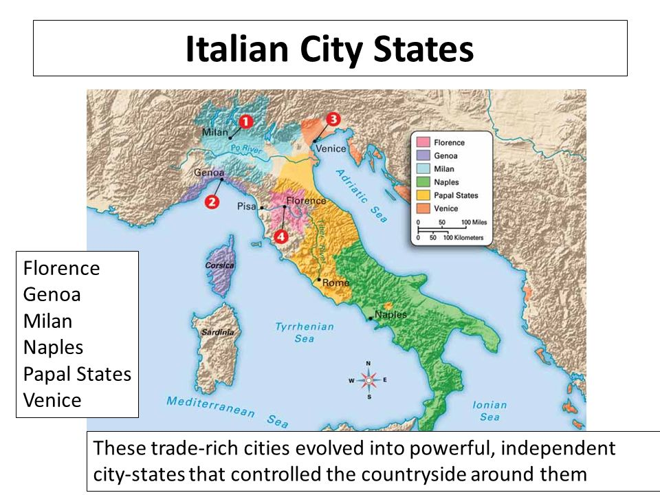 Chapter 10 renaissance and discovery big questions what were the 7 italian city states florence genoa milan naples papal states venice these trade rich cities evolved into powerful independent city states that controlled sciox Image collections