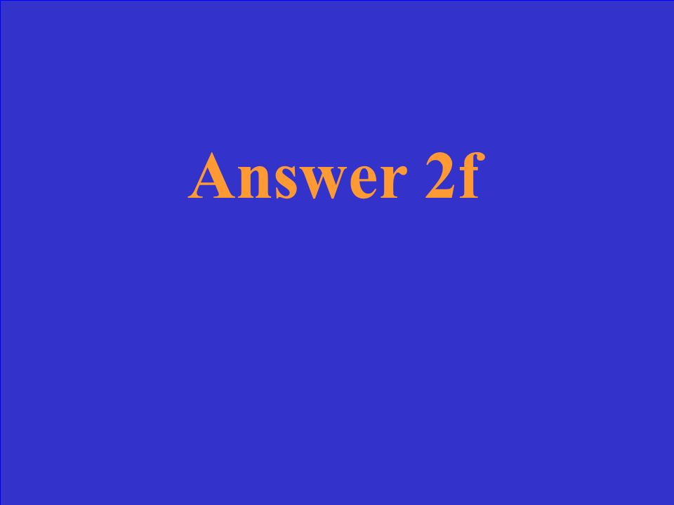 Question 1f
