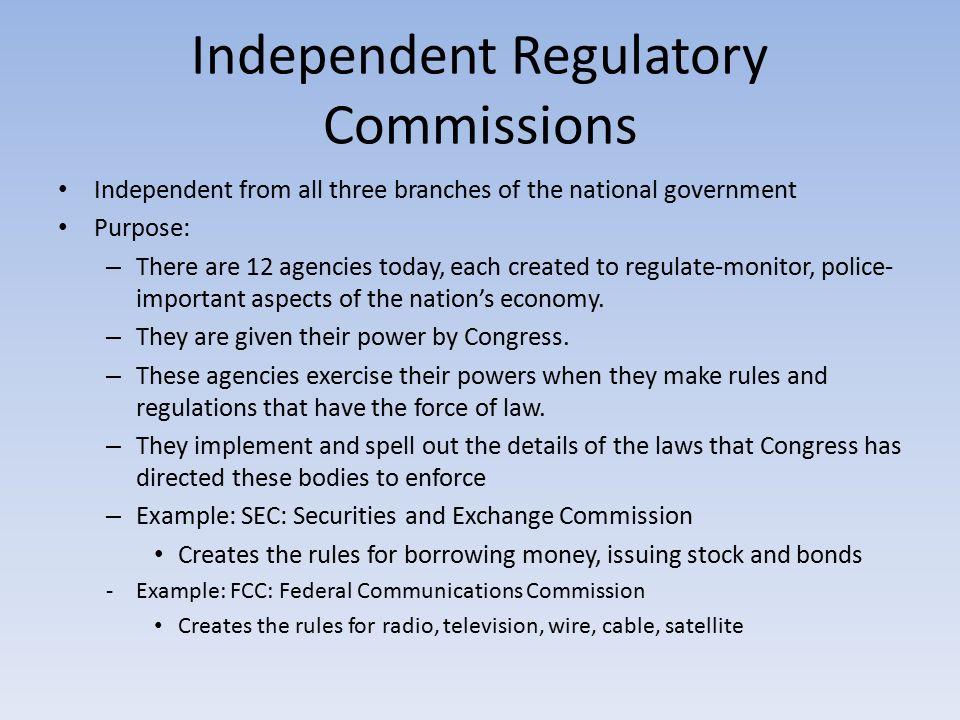 THE FEDERAL BUREAUCRACY Chapter 15. Is the bureaucracy essential ...